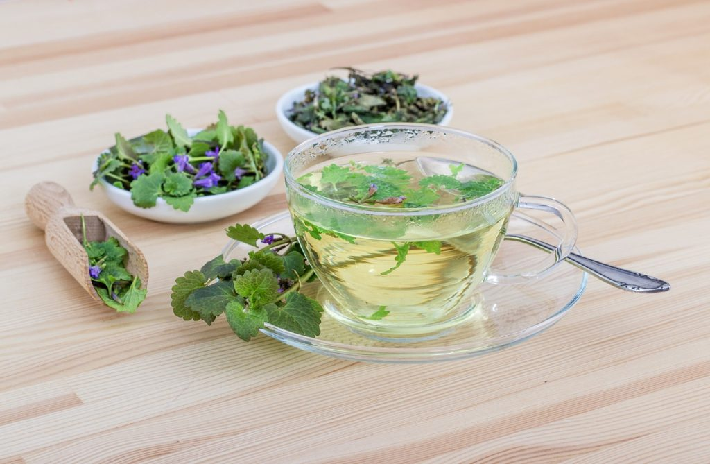 skin benefits of herbal teas